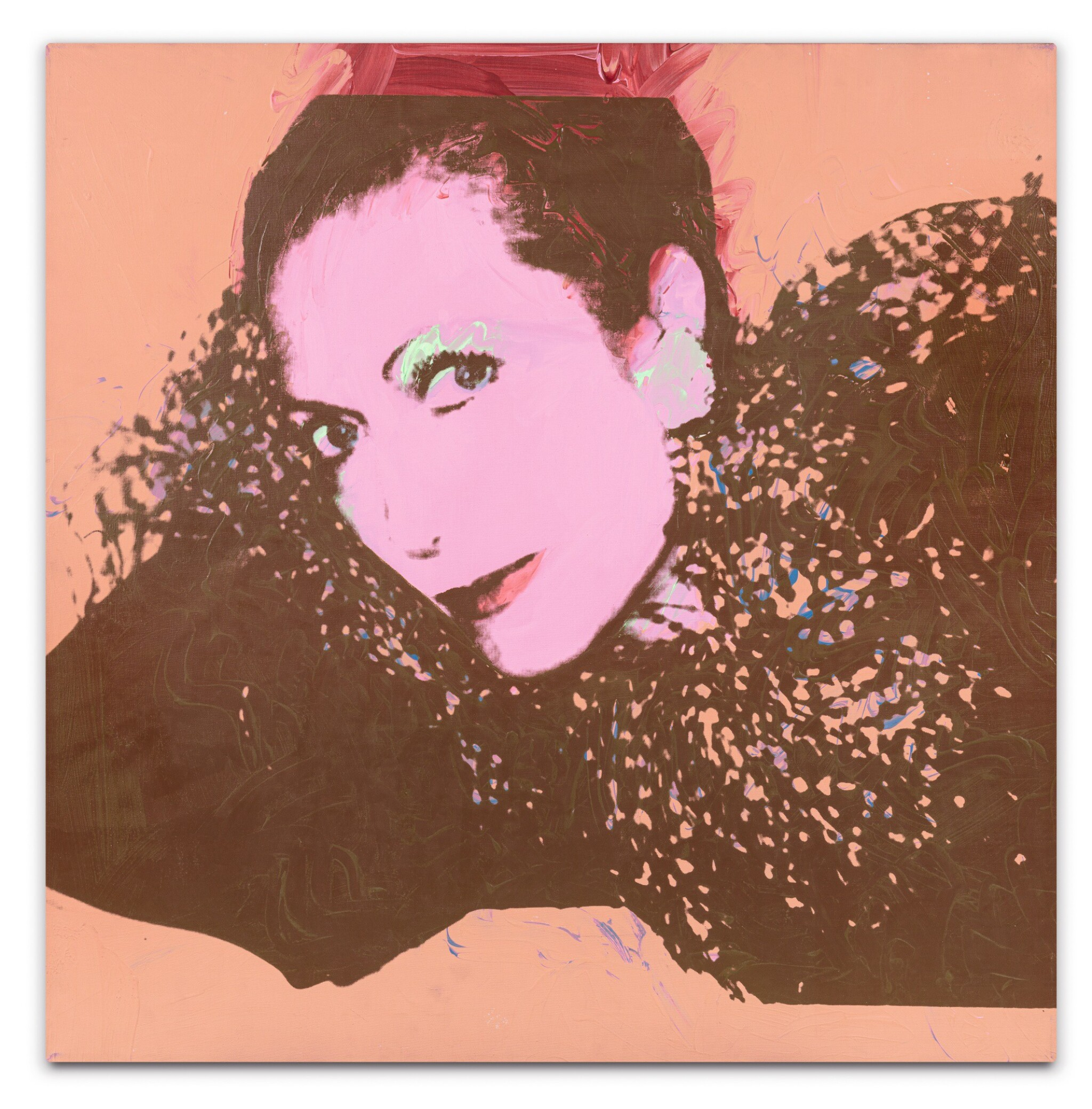 Andy Warhol Helene Rochas Art Contemporain Evening Sale Sotheby S