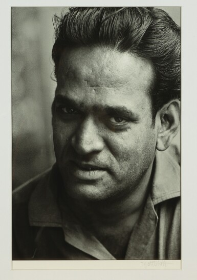 View 8. Thumbnail of Lot 98. JYOTI BHATT | UNTITLED (ELEVEN ICONIC PHOTOS OF ARTISTS).