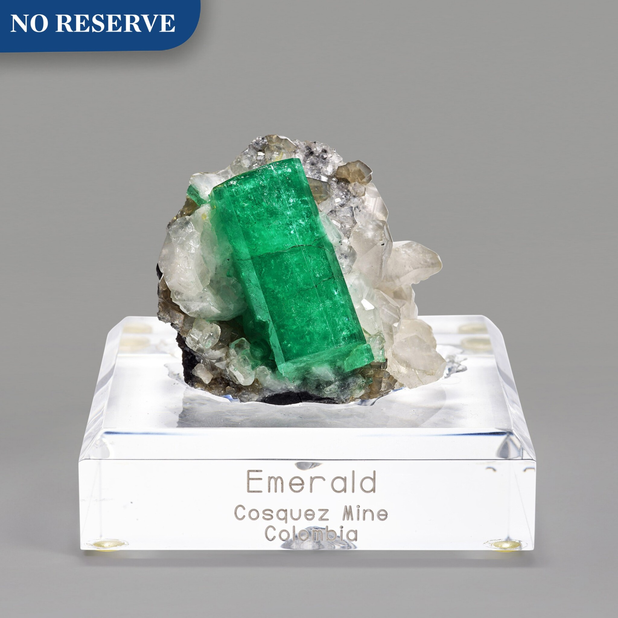 A Fine Colombian Emerald