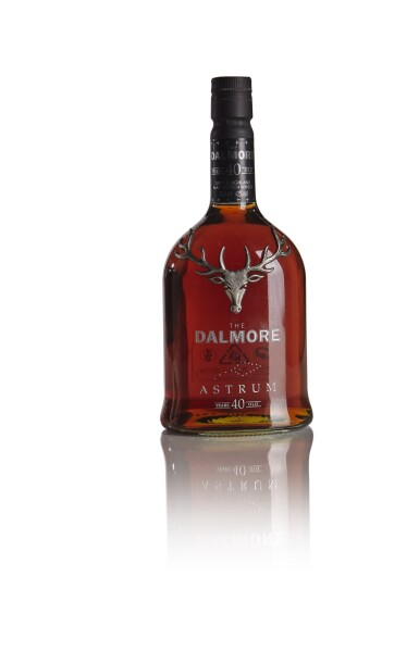 THE DALMORE ASTRUM 40 YEAR OLD  42.0 ABV NV