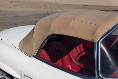 View 39. Thumbnail of Lot 65. 1960 Mercedes-Benz 300SL Roadster.