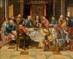 ANTWERP SCHOOL, FIRST HALF OF THE 16TH CENTURY | The Last Supper