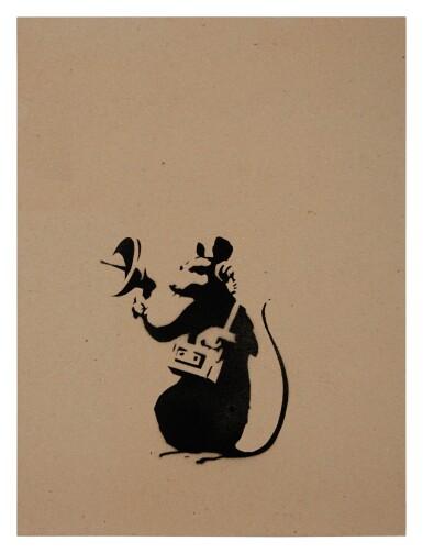 View 1. Thumbnail of Lot 428. Radar Rat.