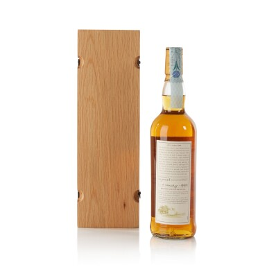 View 2. Thumbnail of Lot 9. The Macallan Fine & Rare 30 Year Old 60.6 abv 1973 .