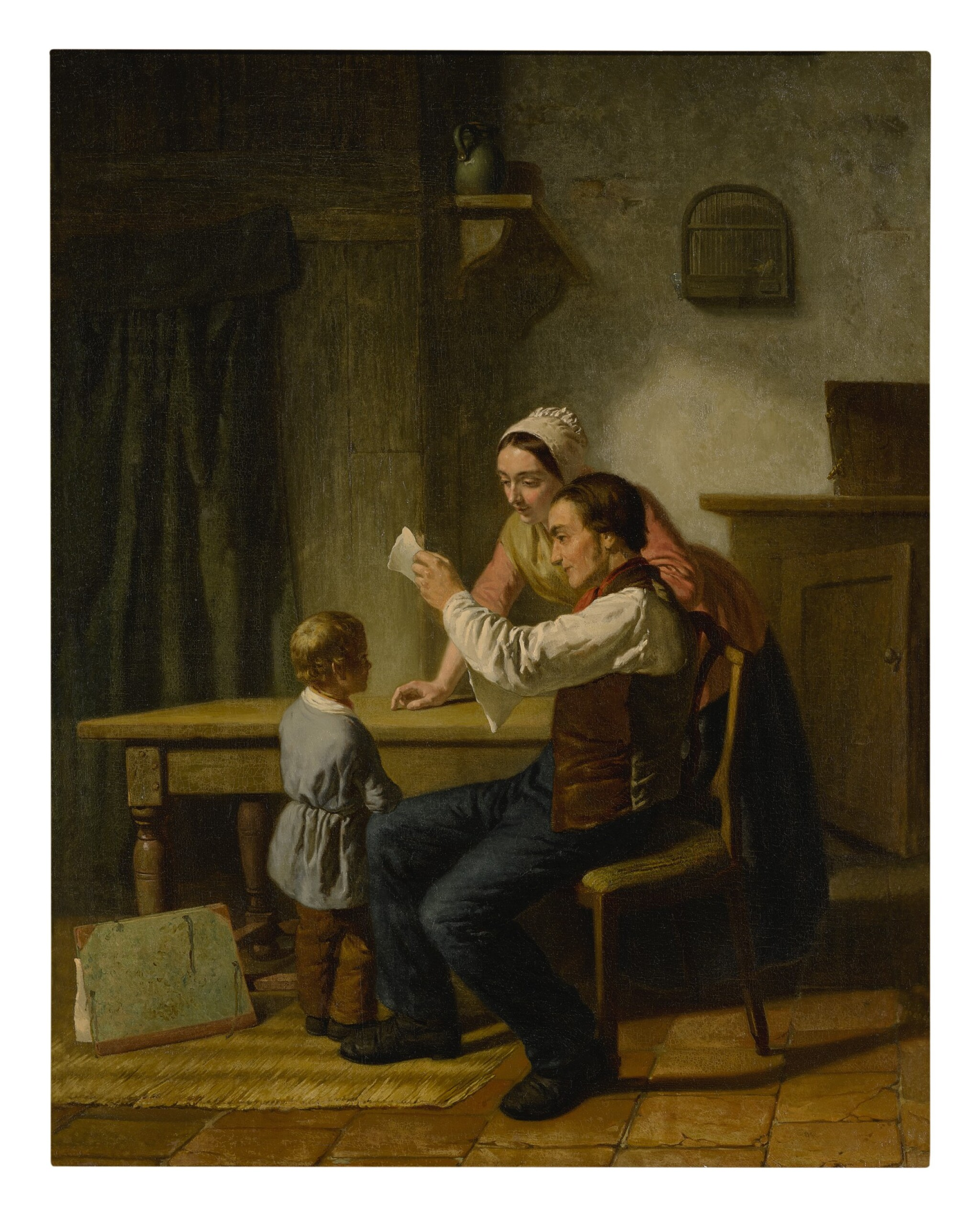CONTINENTAL SCHOOL, 19TH CENTURY | THE SCHOOL REPORT