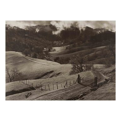 View 1. Thumbnail of Lot 104. Rolling Hills, Mendocino County.