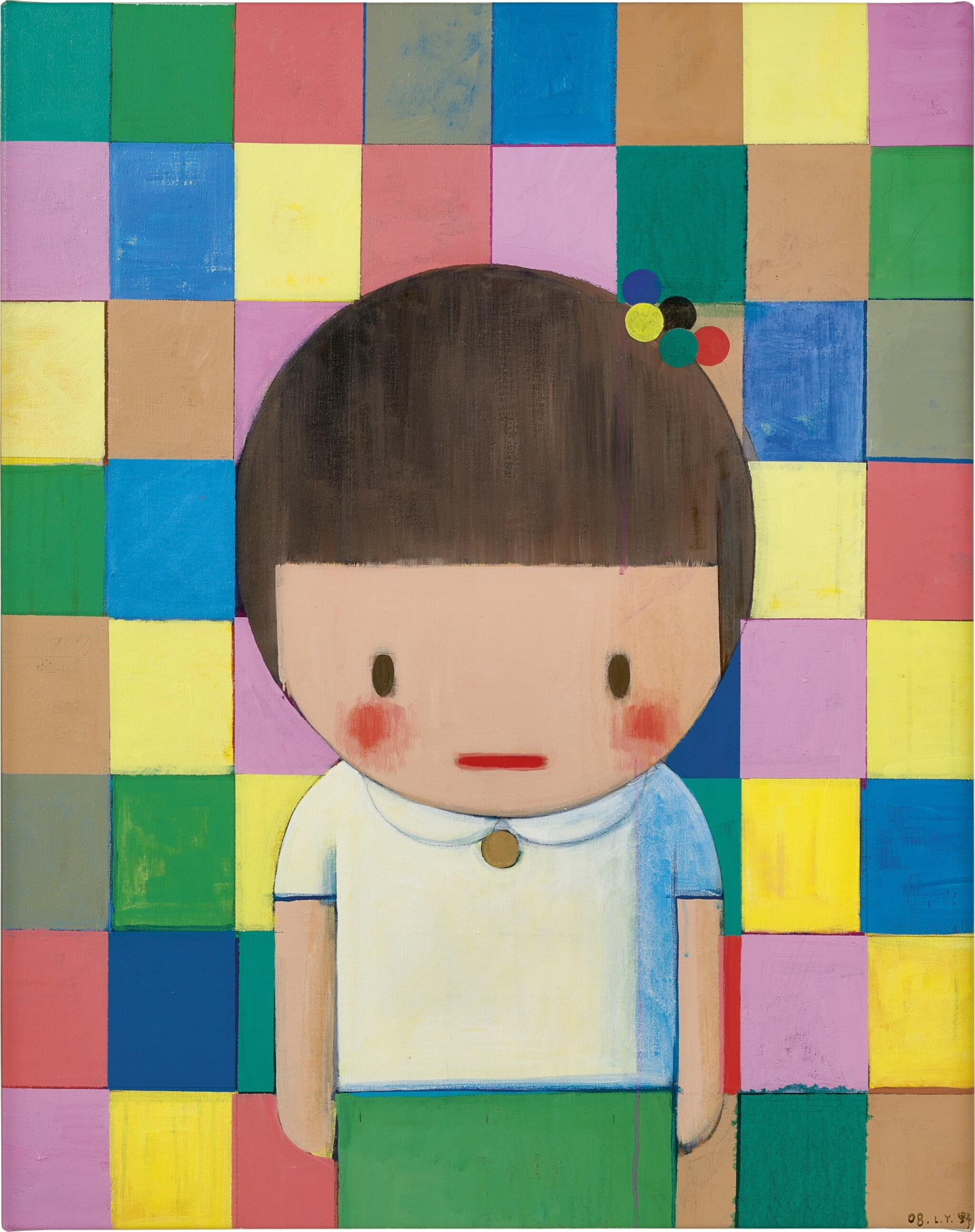 View full screen - View 1 of Lot 1114. LIU YE 劉野 | SPECIALLY FOR YOU (OLYMPIC 2008) 特別為您(2008年奧運會).
