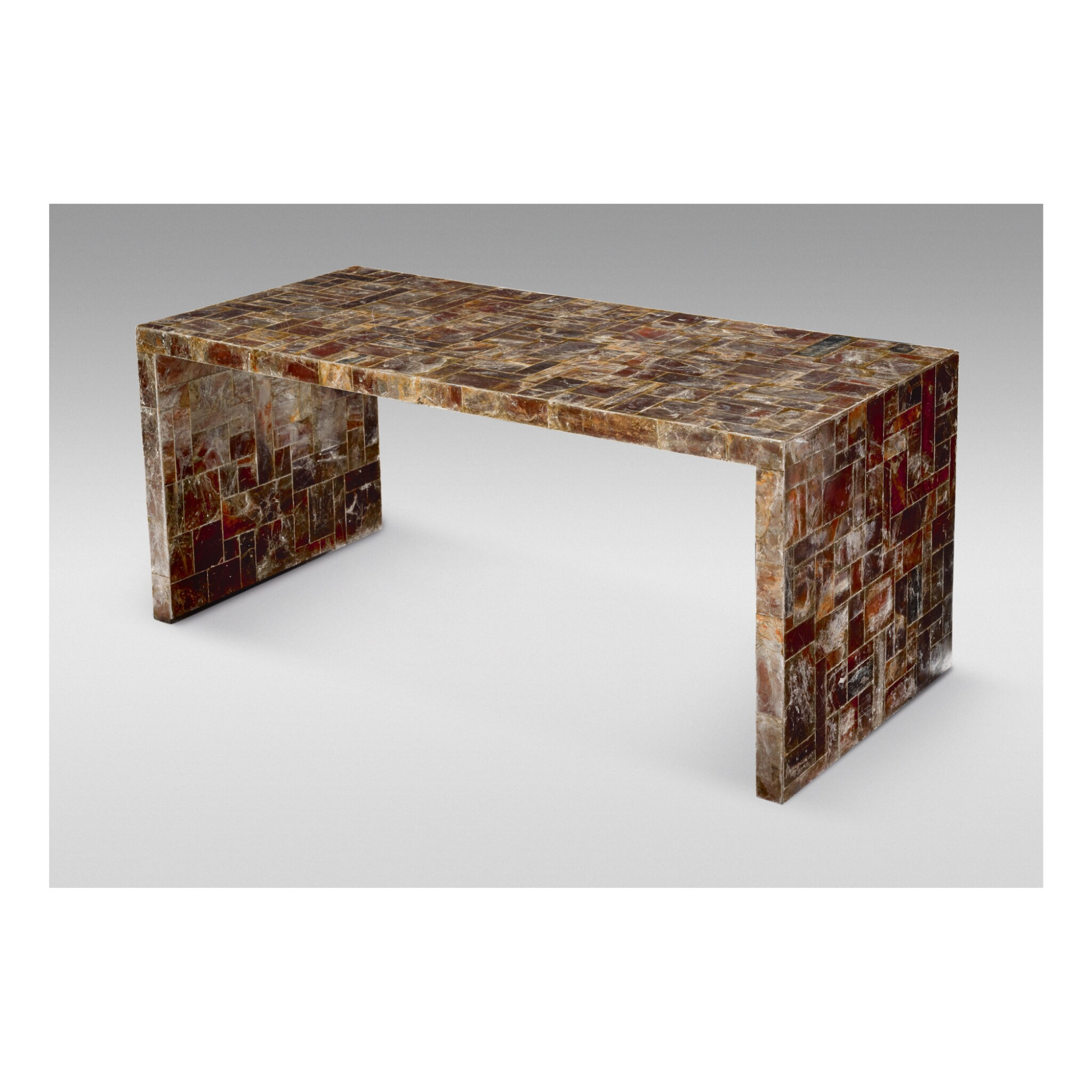 View full screen - View 1 of Lot 138. JEAN-MICHEL FRANK | LOW TABLE.