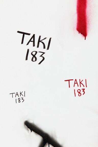 View 3. Thumbnail of Lot 43. TAKI 183 | UNTITLED.