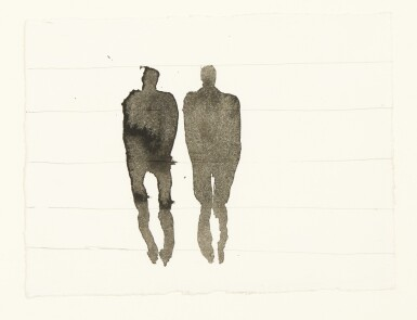 ANTONY GORMLEY | I. SELF AND NOT SELF | II. SELF AND NOT SELF II