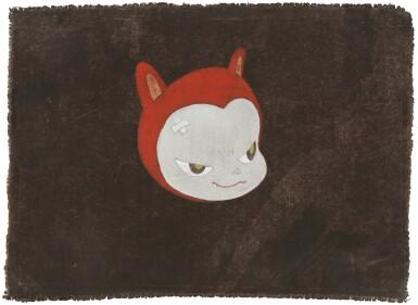 YOSHITOMO NARA   RED KITTY