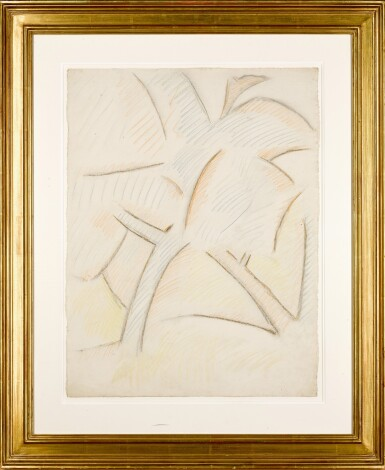 View 2. Thumbnail of Lot 105. PABLO PICASSO | ARBRES.