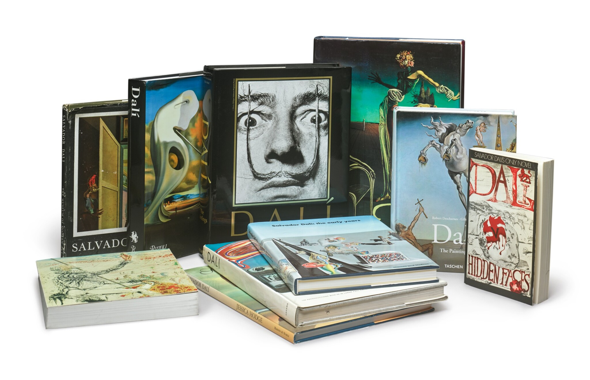View full screen - View 1 of Lot 15. A SURREALIST LIBRARY.