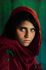 STEVE MCCURRY | 'SHARBAT GULA, AFGHAN GIRL', PAKISTAN, 1984