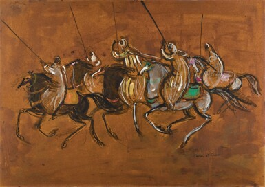 HASSAN EL GLAOUI | FIVE RIDERS