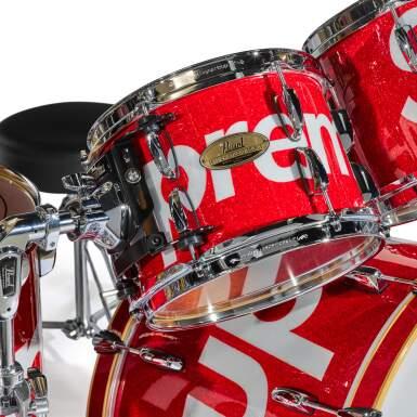 View 2. Thumbnail of Lot 27. Session Studio Select Drum Set & Zildjian® Cymbals, 2019.
