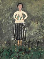 JAMES DIXON | PORTRAIT OF MISS JILL CLARKE