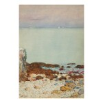 CHILDE HASSAM | LOW TIDE, ISLES OF SHOALS