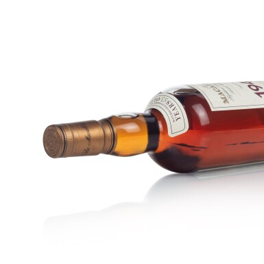View 3. Thumbnail of Lot 46. The Macallan Fine & Rare 53 Year Old 49.8 abv 1949 (1 BT70).