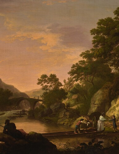 WILLIAM ASHFORD | VIEW OF KILLARNEY, WITH THE PASSAGE TO THE UPPER LAKE