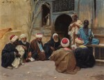 LUDWIG DEUTSCH | A COUNCIL OF ELDERS