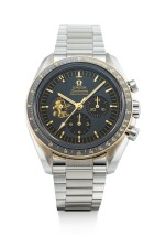 OMEGA | SPEEDMASTER, REFERENCE 310.20.42.50.01.001 A LIMITED EDITION STAINLESS STEEL CHRONOGRAPH WRISTWATCH WITH BRACELET, CIRCA 2020