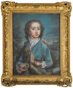 ATTRIBUTED TO ARTHUR POND   PORTRAIT OF CLOTWORTHY, LORD LOUGHNEAGH, LATER, 2ND EARL OF MASSEREENE (1743-1805)