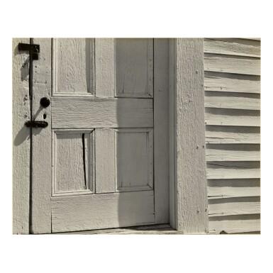 EDWARD WESTON | 'CHURCH DOOR, HORNITOS'