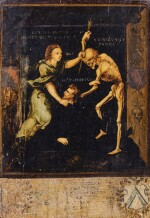 NETHERLANDS SCHOOL, 16TH CENTURY | ALLEGORY OF THE DEATH
