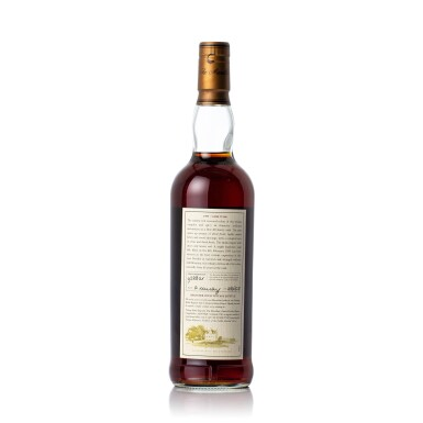 View 2. Thumbnail of Lot 5001. The Macallan Fine & Rare 43 Year Old 46.7 abv 1959 (1 BT70)    .
