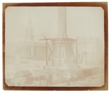 View 27. Thumbnail of Lot 11. William Henry Fox Talbot's Gifts to his Sister: Horatia Gaisford's Collection of Photographs and Ephemera.