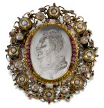 ITALIAN, LATE 15TH-18TH CENTURY | INTAGLIO WITH THE HEAD OF PAN