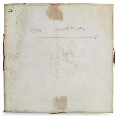 View 2. Thumbnail of Lot 1. THE BEATLES | Decca Audition tape, Brian Epstein's copy, 1962.