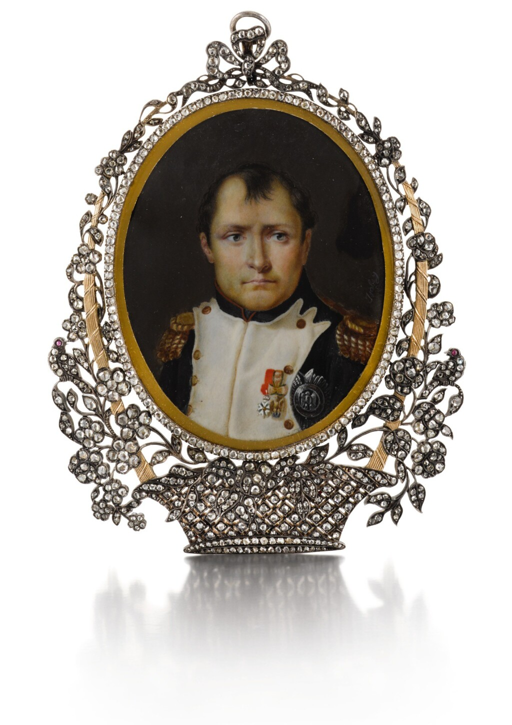 FRENCH SCHOOL | PORTRAIT OF NAPOLEON I, EMPEROR OF THE FRENCH (1769-1821)