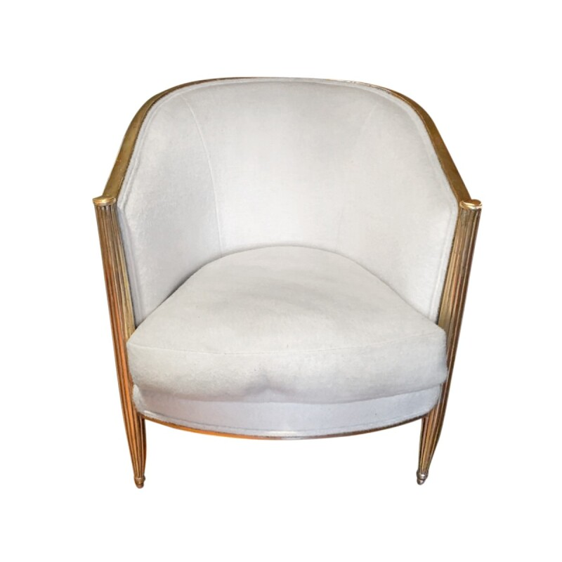 Round Back Armchairs
