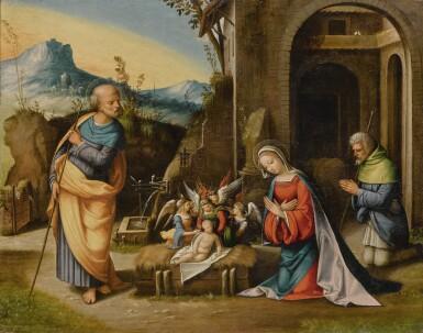 View 1. Thumbnail of Lot 110. Nativity           .