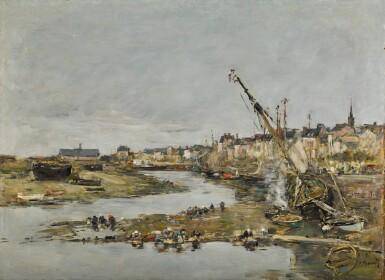 View 1. Thumbnail of Lot 31. Trouville. Le port.