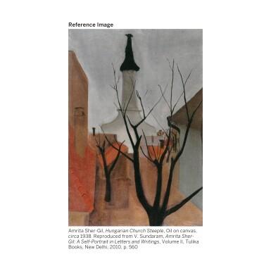 View 10. Thumbnail of Lot 116.  AMRITA SHER-GIL | Trees .