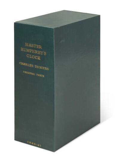 Dickens, Master Humphrey's Clock, 1840, first edition, original weekly parts