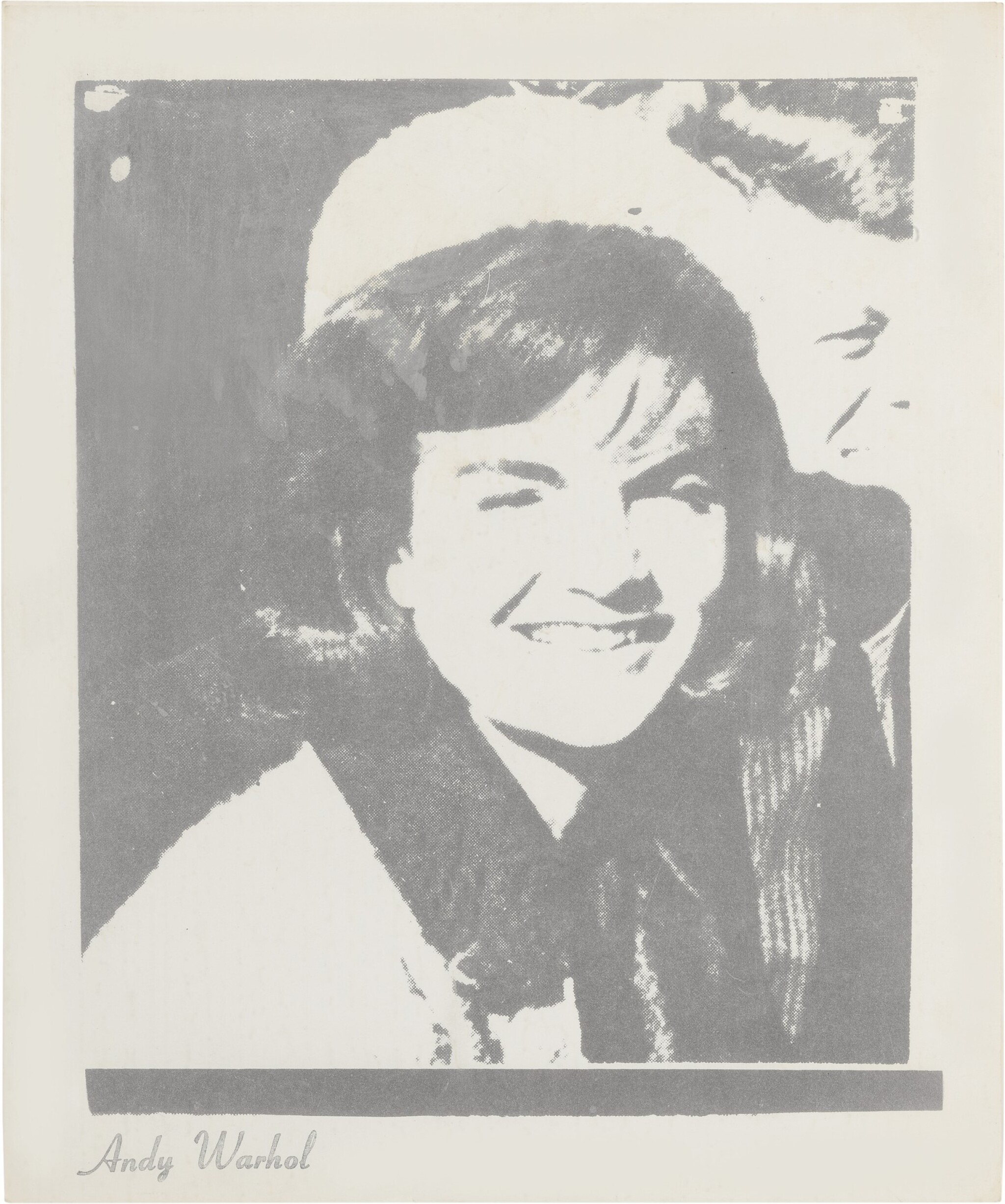 View 1 of Lot 24. ANDY WARHOL | JACQUELINE KENNEDY I (JACKIE I) (F. & S. II.13).
