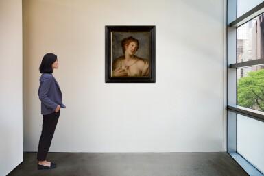 View 4. Thumbnail of Lot 591. Venus, or a young woman en deshabillé.