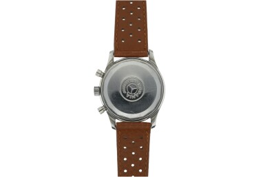 View 3. Thumbnail of Lot 212. RODANIA  | REFERENCE 5621H A STAINLESS STEEL CHRONOGRAPH WRISTWATCH, CIRCA 1965.