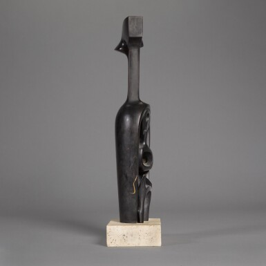 View 7. Thumbnail of Lot 682. BERNARD MEADOWS | STANDING MOTHER AND CHILD.