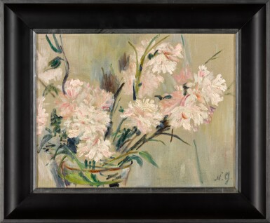 View 2. Thumbnail of Lot 164. Still Life with Chrysanthemums.