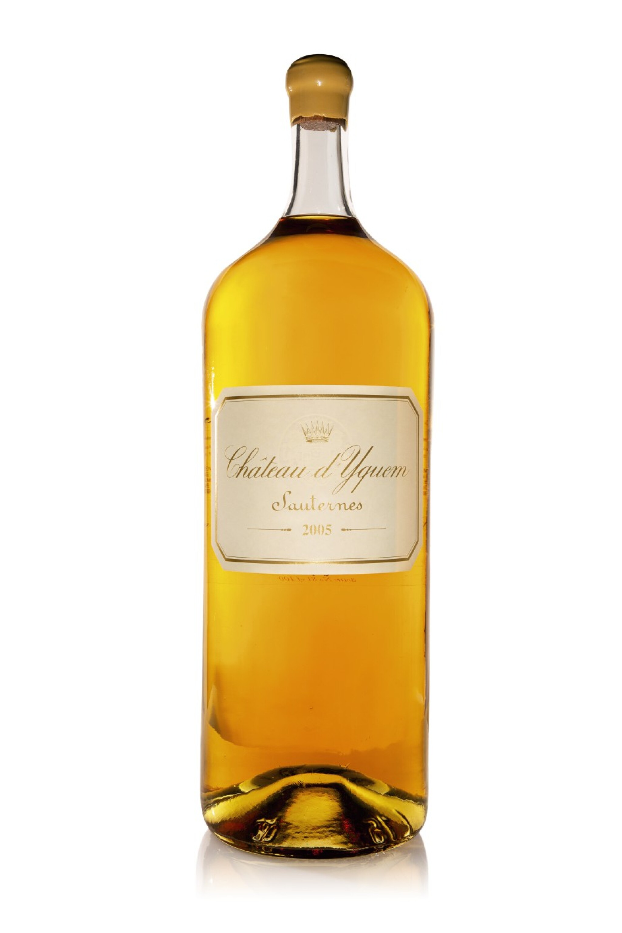 View full screen - View 1 of Lot 579.  Château d'Yquem 2005 (1 NEBR).