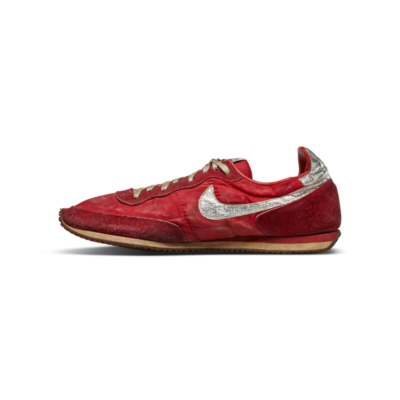 Nike 'Solid Gold' Dancing Sneakers