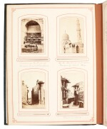 Palestine, Egypt and Syria | album of 55 photographs, 1860s