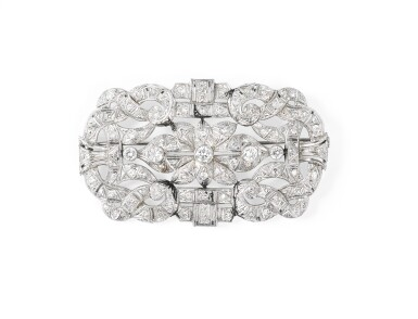 BROCHE DIAMANTS | DIAMOND BROOCH