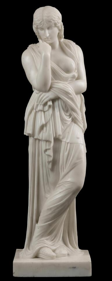 ITALIAN, 19TH CENTURY | CLASSICAL MAIDEN