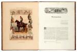 AMBERT   Esquisses historiques... l'armée française, Saumur, 1835, half red morocco, Furstenberg copy